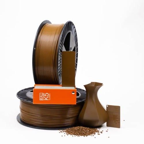 PLA 800018 Olive brown RAL 8008 1.75 / 750