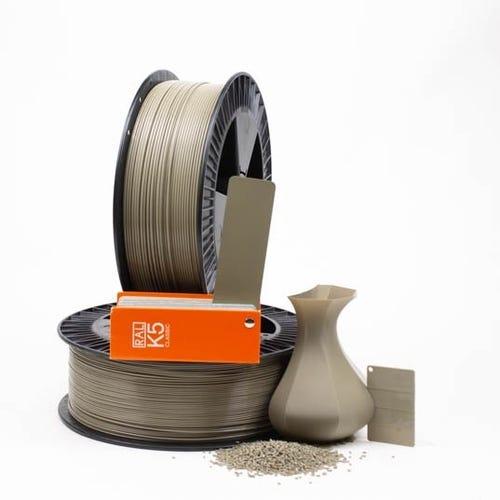 PLA 700034 Olive grey RAL 7002 2.85 / 750