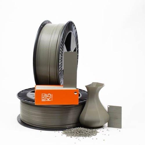 PLA 700035 Moss grey RAL 7003 1.75 / 750