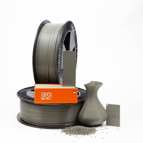 PLA 700035 Moss grey RAL 7003 1.75 / 2000
