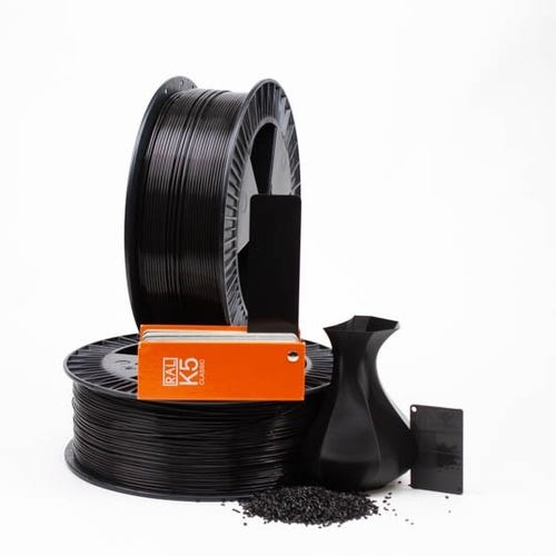 PLA 900010 Signal black RAL 9004 1.75 / 750