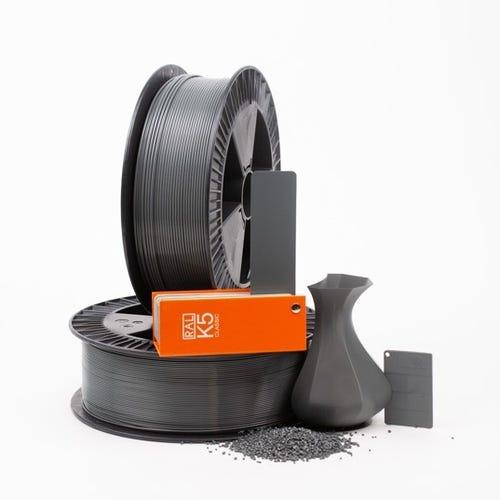 Basalt grey RAL 7012 _ PLAQUE