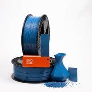 Brilliant blue RAL 5007 PLAQUE