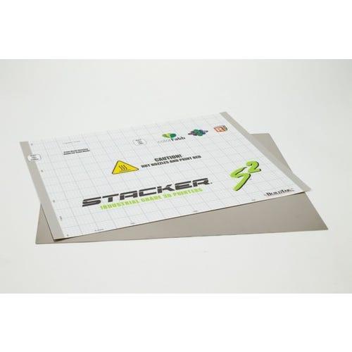 BuildTak™ flexplate system for Stacker S2