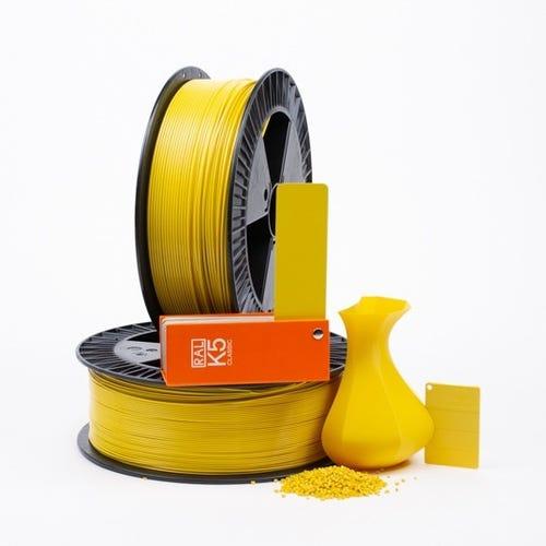Lemon yellow RAL 1012 _ PLAQUE
