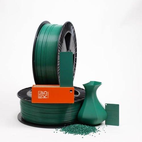 Patina green RAL 6000