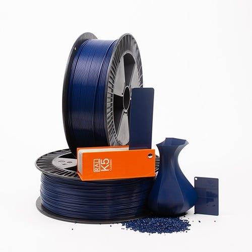 Sapphire blue RAL 5003 _ PLAQUE