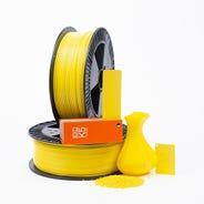 Zinc yellow RAL 1018 _ PLAQUE