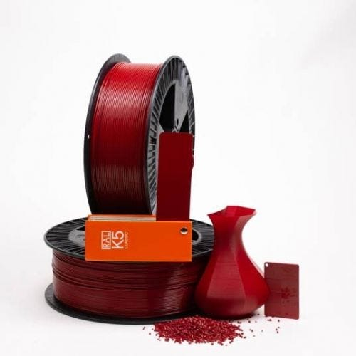 Brown red RAL 3011