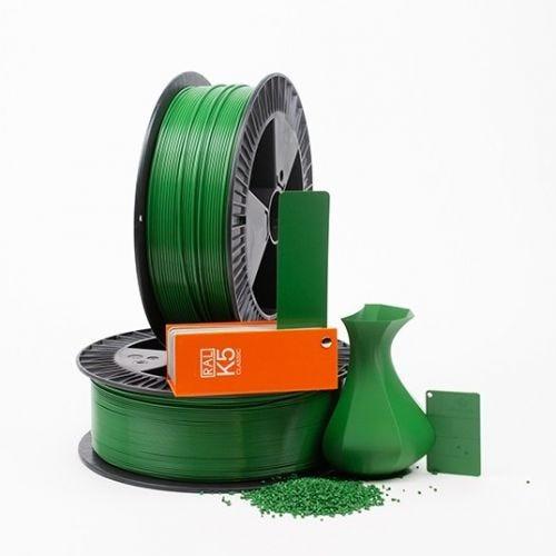 Emerald green RAL 6001 _ PLAQUE