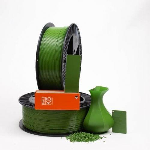 Fern green RAL 6025 PLAQUE