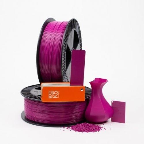 Traffic purple RAL 4006 _ PLAQUE